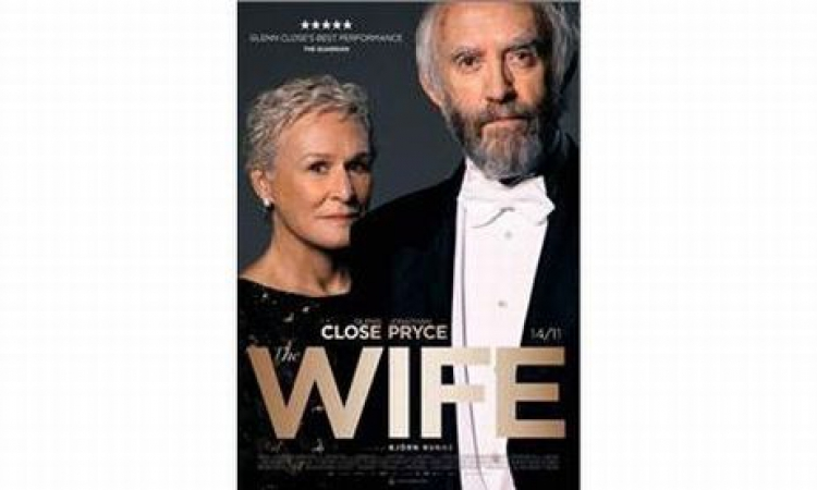 Filmvoorstelling The wife
