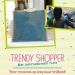 DIY-pakket Trendy Shopper - Blauw
